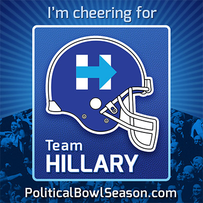 Download Team Hillary Instagram Post