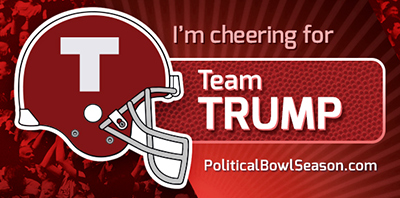 Download Team Trump Facebook Cover Image
